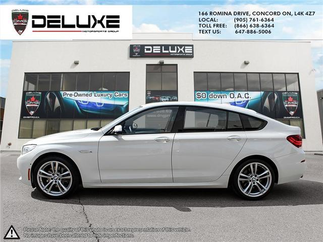 2014 BMW 535i xDrive Gran Turismo (Stk: D0372) in Concord - Image 3 of 21