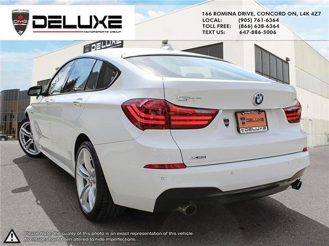 2014 BMW 535i xDrive Gran Turismo (Stk: D0372) in Concord - Image 4 of 21