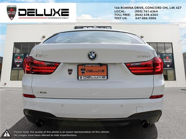 2014 BMW 535i xDrive Gran Turismo (Stk: D0372) in Concord - Image 5 of 21
