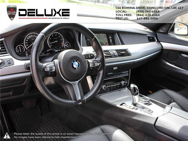 2014 BMW 535i xDrive Gran Turismo (Stk: D0372) in Concord - Image 9 of 21