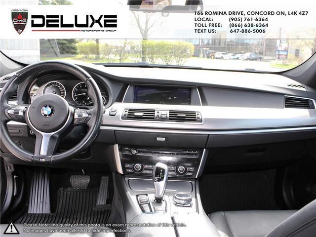 2014 BMW 535i xDrive Gran Turismo (Stk: D0372) in Concord - Image 11 of 21