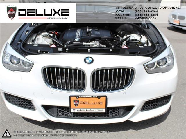 2014 BMW 535i xDrive Gran Turismo (Stk: D0372) in Concord - Image 21 of 21