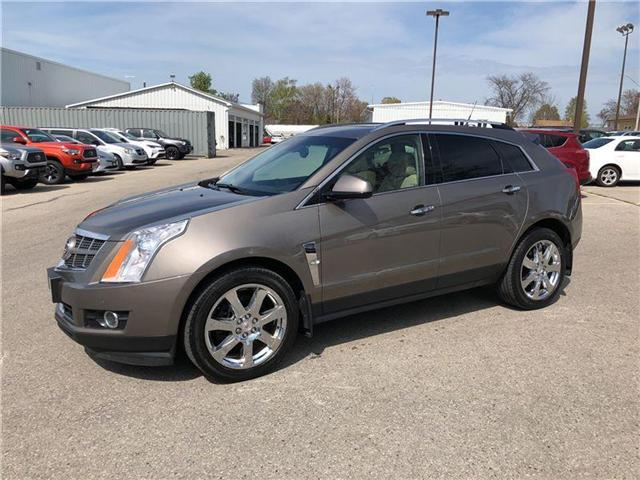 2011 Cadillac SRX Premium Collection (Stk: U07218) in Goderich - Image 1 of 19