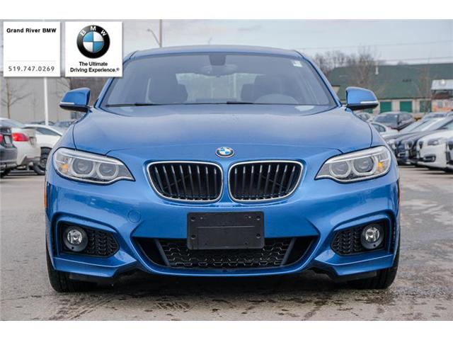 2017 BMW 230 i xDrive (Stk: PW4265) in Kitchener - Image 2 of 22