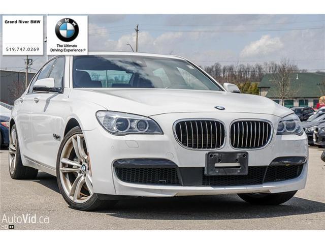 2014 BMW 750  (Stk: PW4312) in Kitchener - Image 1 of 22