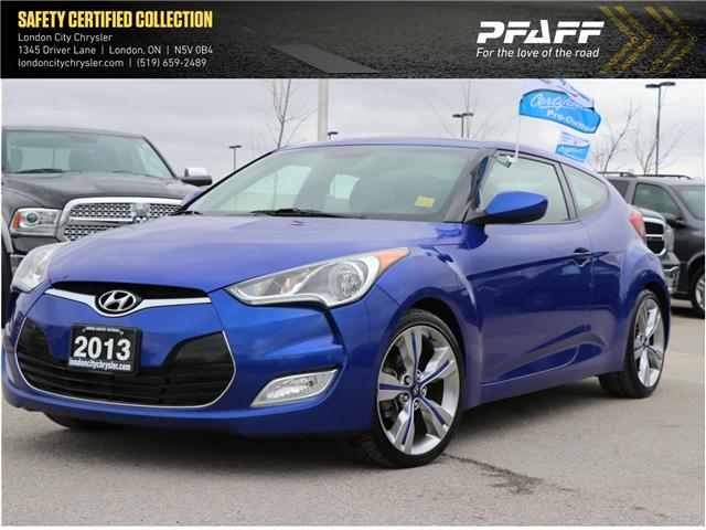 2013 Hyundai Veloster  (Stk: 71046A) in London - Image 1 of 24