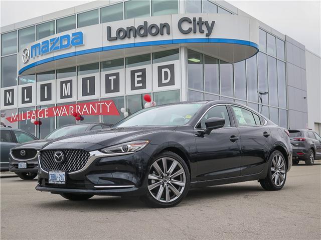2018 Mazda 6  (Stk: 8323) in London - Image 1 of 27
