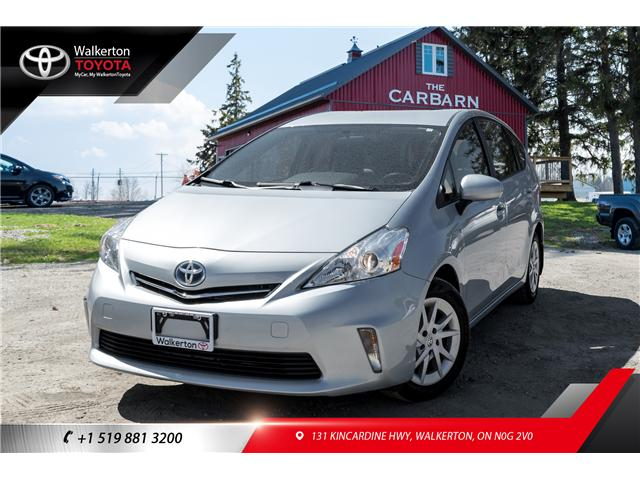 2012 Toyota Prius v Base (Stk: 18282A) in Walkerton - Image 1 of 21
