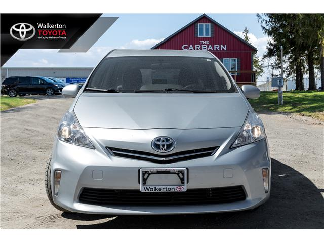 2012 Toyota Prius v Base (Stk: 18282A) in Walkerton - Image 2 of 21