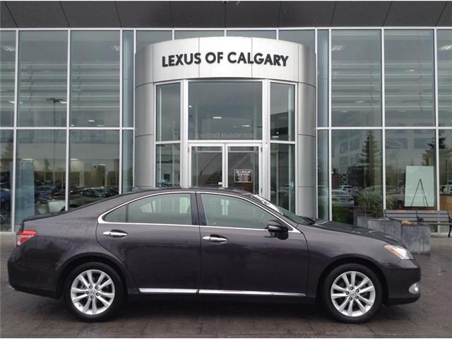 2011 Lexus ES 350 Base (Stk: 170841B) in Calgary - Image 1 of 12