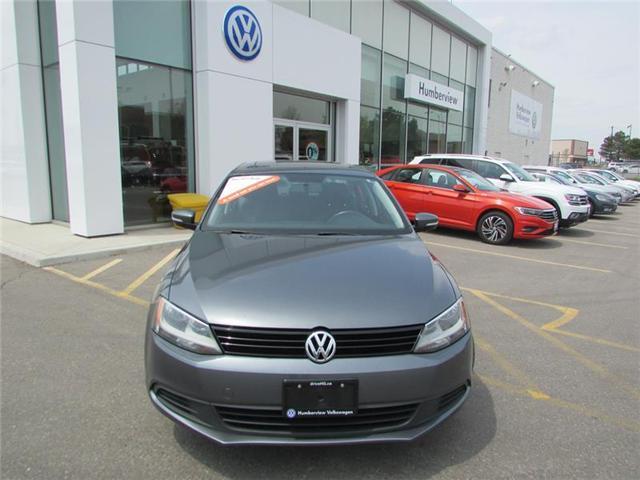 2013 Volkswagen Jetta 2.0L Comfortline (Stk: 95191A) in Toronto - Image 2 of 19
