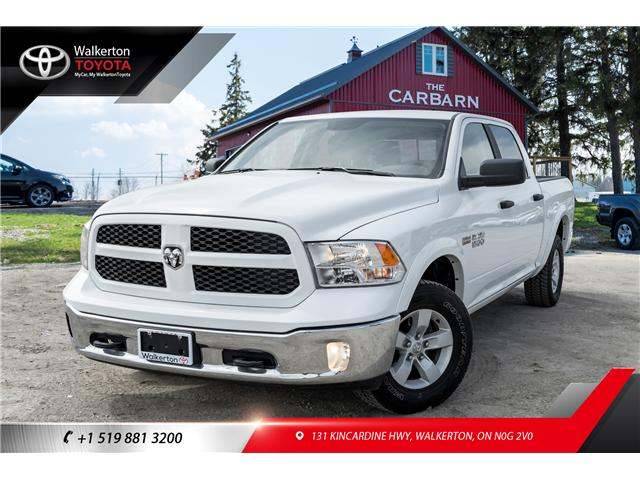 2017 RAM 1500 SLT (Stk: L8011) in Walkerton - Image 1 of 21