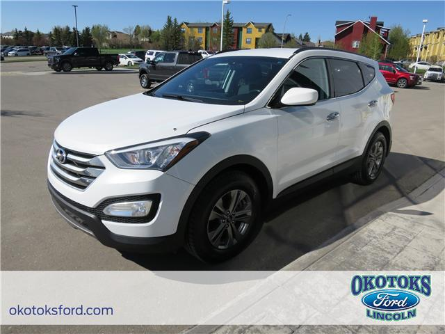 2015 Hyundai Santa Fe Sport  (Stk: B83009A) in Okotoks - Image 1 of 21