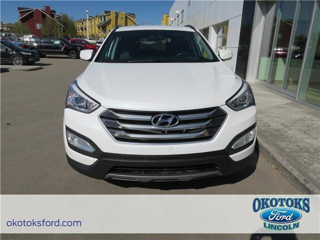 2015 Hyundai Santa Fe Sport  (Stk: B83009A) in Okotoks - Image 2 of 21