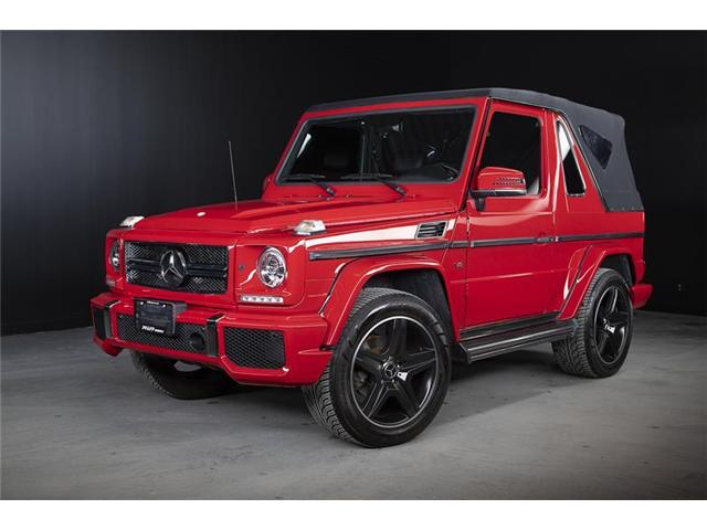 2000 Mercedes-Benz G500  (Stk: AS001) in Woodbridge - Image 2 of 18