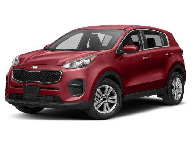 2018 Kia Sportage LX (Stk: K18431) in Windsor - Image 1 of 9