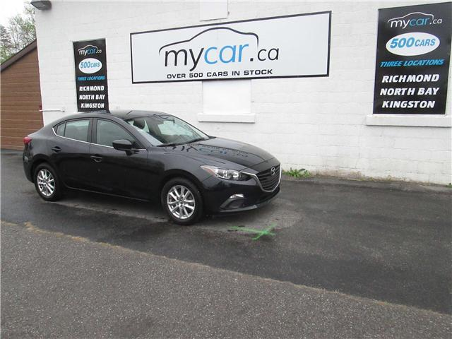 2015 Mazda Mazda3 GS (Stk: 180571) in Richmond - Image 2 of 13
