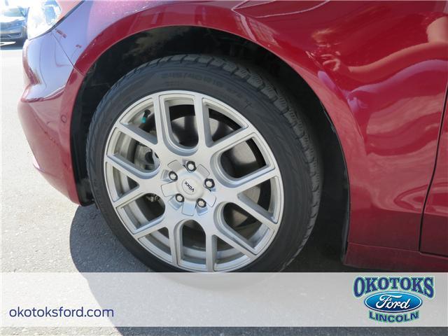 2017 Ford Fusion V6 Sport (Stk: JK-92A) in Okotoks - Image 7 of 22