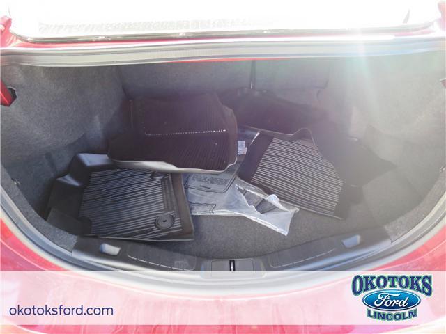 2017 Ford Fusion V6 Sport (Stk: JK-92A) in Okotoks - Image 11 of 22