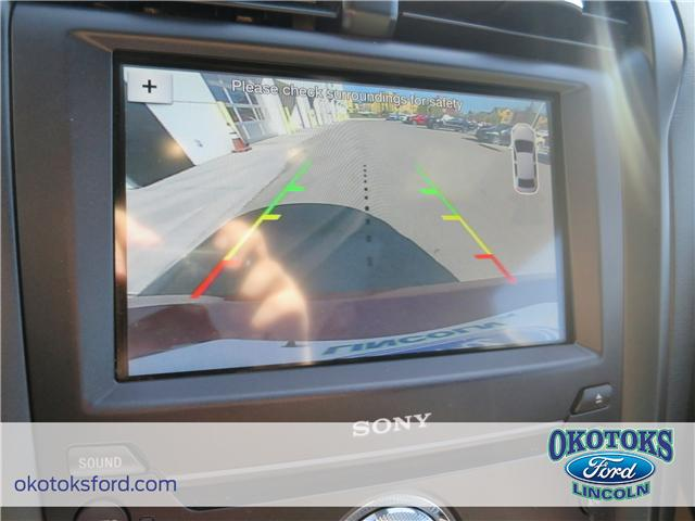 2017 Ford Fusion V6 Sport (Stk: JK-92A) in Okotoks - Image 15 of 22