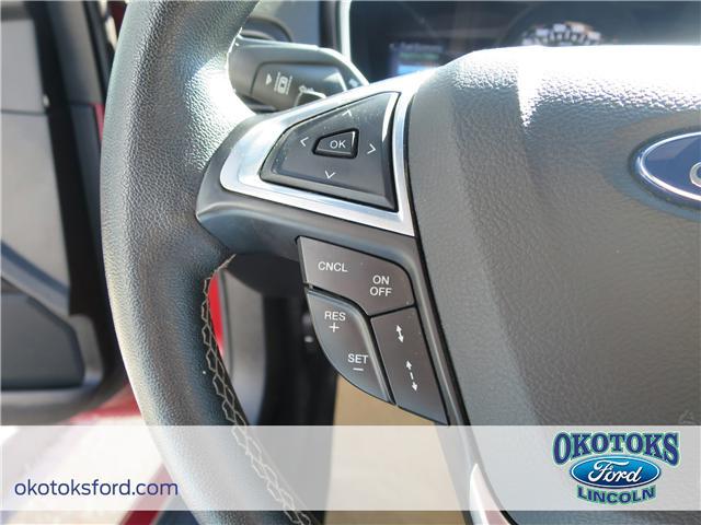 2017 Ford Fusion V6 Sport (Stk: JK-92A) in Okotoks - Image 18 of 22