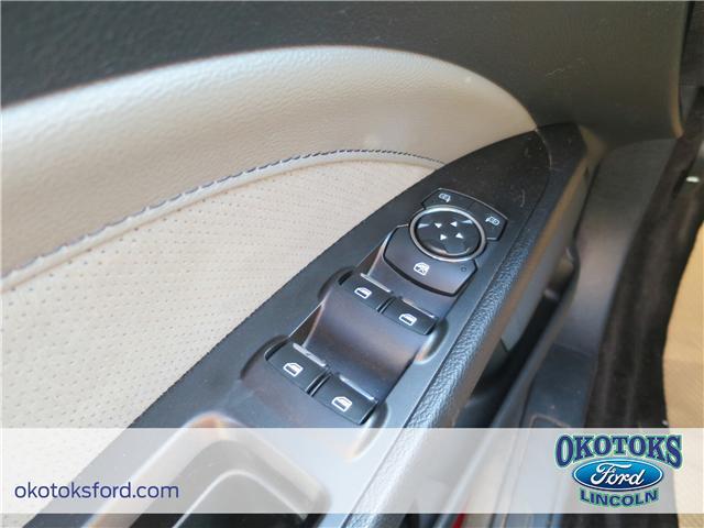 2017 Ford Fusion V6 Sport (Stk: JK-92A) in Okotoks - Image 19 of 22