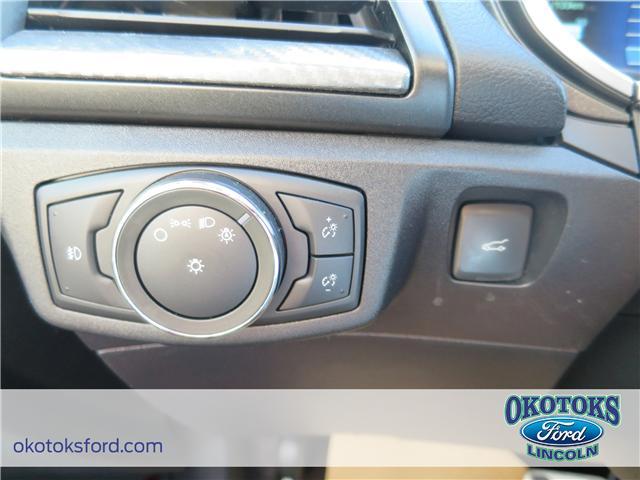 2017 Ford Fusion V6 Sport (Stk: JK-92A) in Okotoks - Image 20 of 22