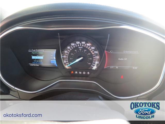 2017 Ford Fusion V6 Sport (Stk: JK-92A) in Okotoks - Image 21 of 22