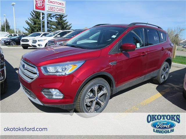 2018 Ford Escape SEL (Stk: JK-204) in Okotoks - Image 1 of 5