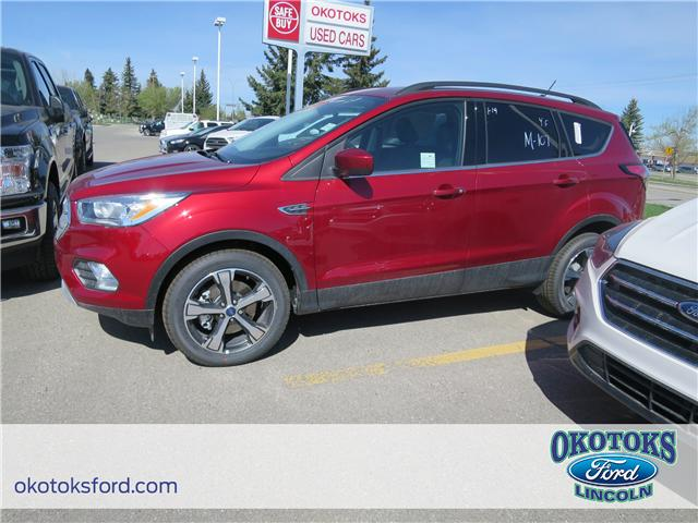 2018 Ford Escape SEL (Stk: JK-204) in Okotoks - Image 2 of 5