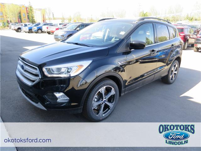 2018 Ford Escape SEL (Stk: JK-205) in Okotoks - Image 1 of 5