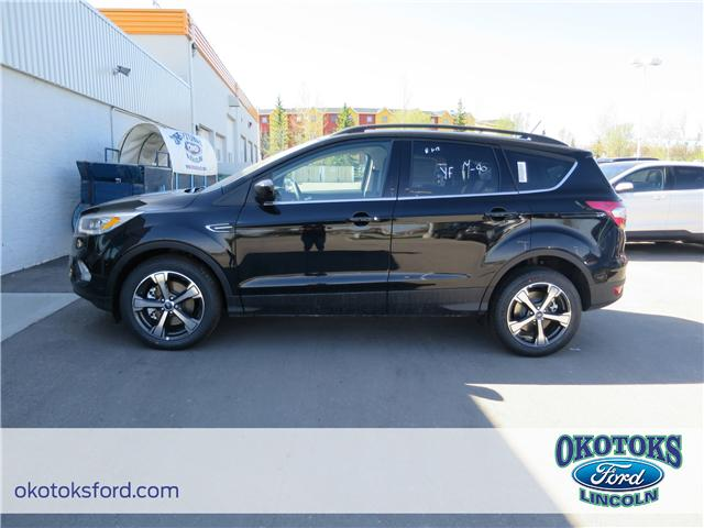 2018 Ford Escape SEL (Stk: JK-205) in Okotoks - Image 2 of 5