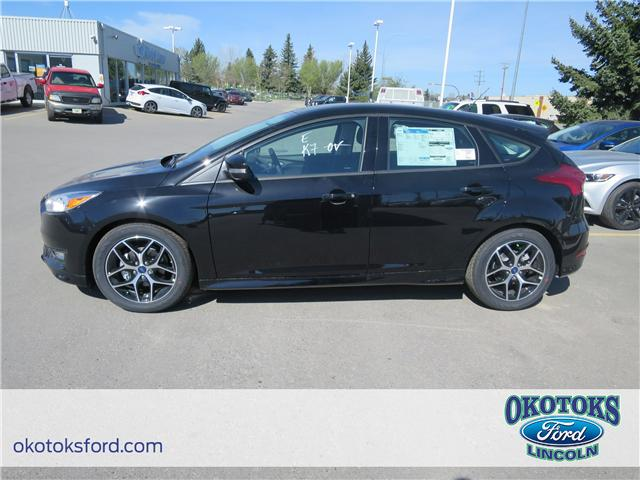2018 Ford Focus SE (Stk: JK-244) in Okotoks - Image 2 of 5