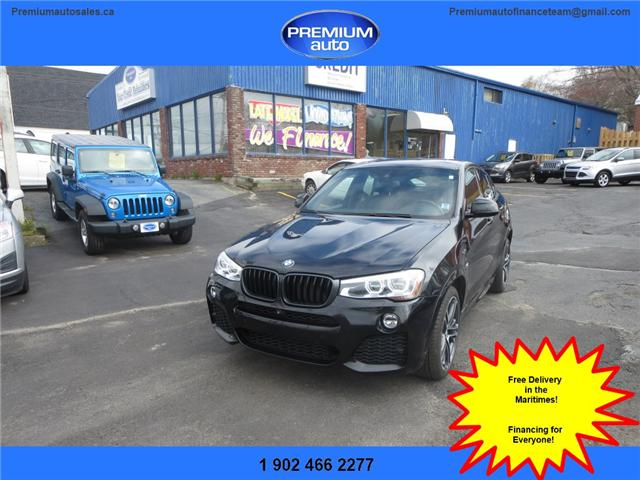 2015 BMW X4 xDrive35i (Stk: E87223) in Dartmouth - Image 1 of 29