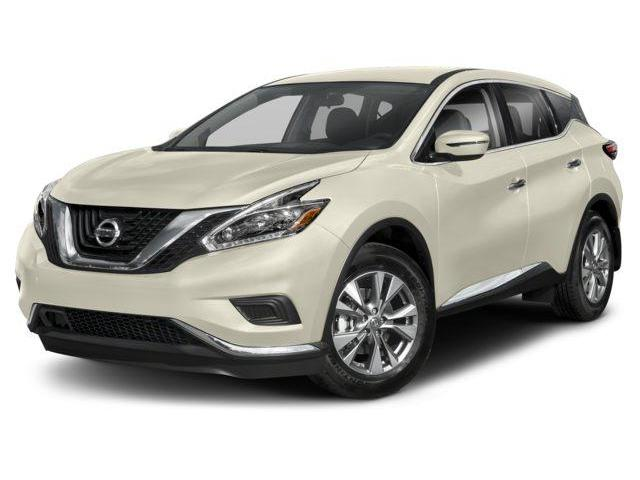 2018 Nissan Murano Midnight Edition (Stk: N18225) in Oakville - Image 1 of 9