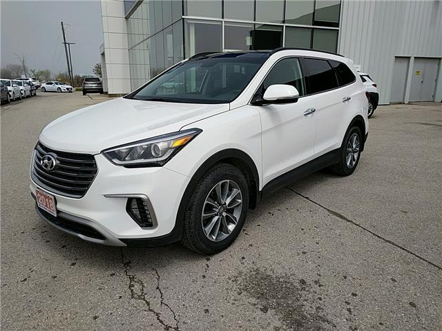2018 Hyundai Santa Fe XL Luxury (Stk: 85036) in Goderich - Image 2 of 21