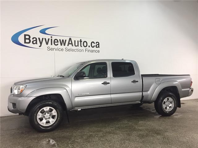 2015 Toyota Tacoma  (Stk: 32158A) in Belleville - Image 1 of 26