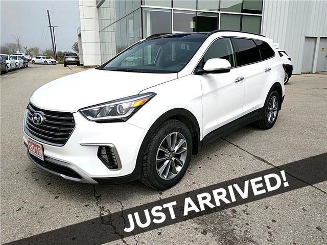 2018 Hyundai Santa Fe XL Luxury (Stk: 85036) in Goderich - Image 1 of 21
