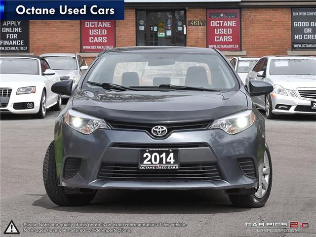 2014 Toyota Corolla CE (Stk: ) in Scarborough - Image 2 of 27