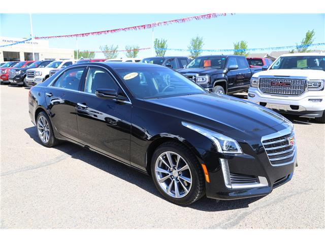 2017 Cadillac CTS 2.0L Turbo Luxury (Stk: 164459) in Medicine Hat - Image 1 of 19