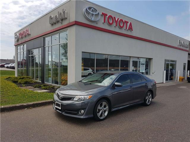 2013 Toyota Camry SE (Stk: A01307) in Guelph - Image 1 of 30