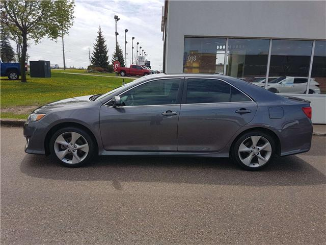 2013 Toyota Camry SE (Stk: A01307) in Guelph - Image 2 of 30