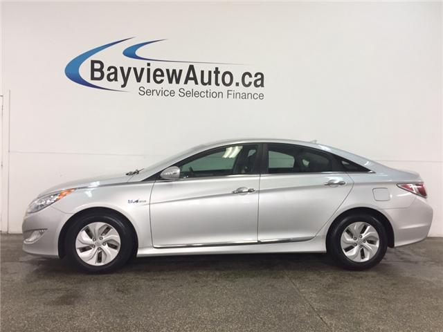 2014 Hyundai Sonata Hybrid Base (Stk: 32704J) in Belleville - Image 1 of 22