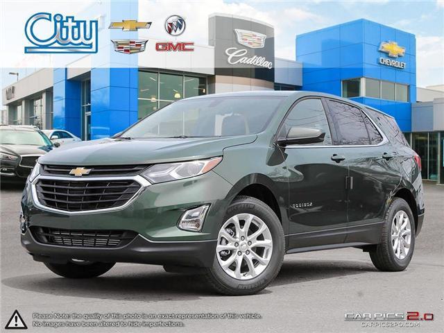 2018 Chevrolet Equinox LT (Stk: 2824763) in Toronto - Image 1 of 27