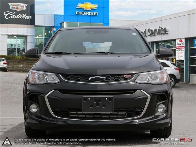 2018 Chevrolet Sonic Premier Auto (Stk: 2819976) in Toronto - Image 2 of 27