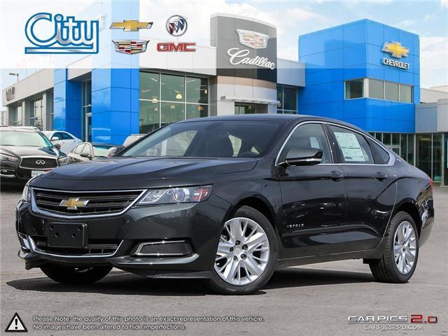 2018 Chevrolet Impala LS (Stk: 2854487) in Toronto - Image 1 of 27