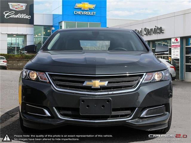 2018 Chevrolet Impala LS (Stk: 2854487) in Toronto - Image 2 of 27