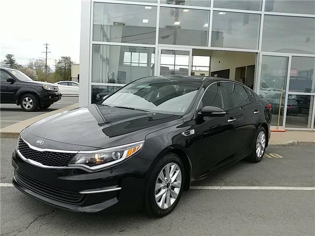 2017 Kia Optima LX+ (Stk: U0253) in New Minas - Image 1 of 22