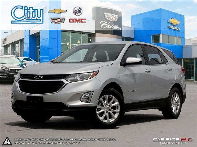 2018 Chevrolet Equinox LT (Stk: 2816188) in Toronto - Image 1 of 27