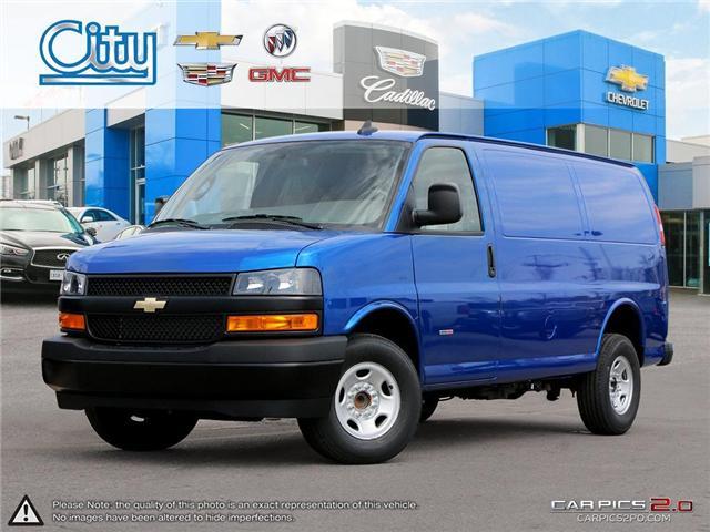 2018 Chevrolet Express 2500 Work Van (Stk: 2893464) in Toronto - Image 1 of 25
